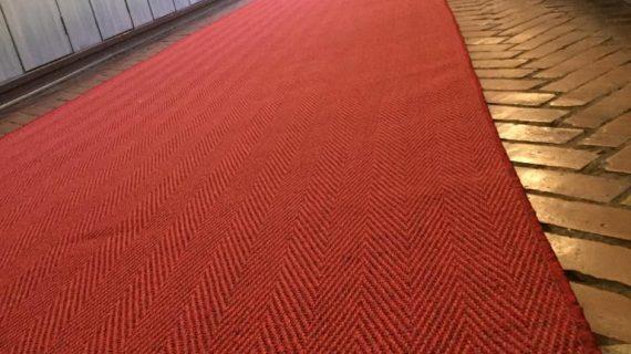 Sisal habanna punainen 2